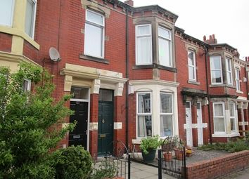 Thumbnail 2 bed flat to rent in Cartington Terrace, Heaton