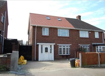 Thumbnail 4 bed semi-detached house to rent in Hazeleigh Gardens, Woodford Green, Essex.