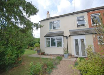 Thumbnail 3 bed end terrace house for sale in High Street, Wootton, Northampton