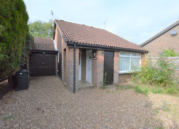 Thumbnail 2 bed detached bungalow to rent in Tresillian Way, Goldsworth Park, Woking, Surrey
