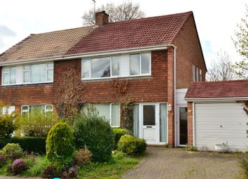 3 bed semi-detached house for sale in Lakeside, Earley, Reading RG6