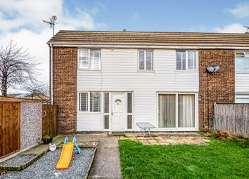 3 bed semi-detached house for sale in Redruth Close, Bransholme, Hull HU7