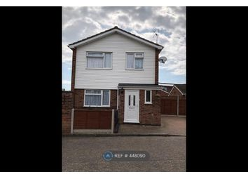 Thumbnail 3 bed detached house to rent in Pollard Walk, Clacton-On-Sea