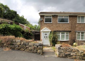 Thumbnail 3 bed semi-detached house to rent in Old Road, Bradford