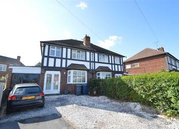 Thumbnail 3 bed semi-detached house for sale in Ashley Road, Keyworth, Nottingham