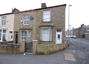 Thumbnail 2 bed end terrace house for sale in Avenue Parade, Accrington, Lancashire