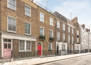 Thumbnail 4 bed terraced house to rent in Homer Street, London