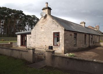 Thumbnail 2 bed semi-detached house for sale in Moorgate, Longmorn, Elgin