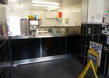 Thumbnail Restaurant/cafe for sale in Fish & Chips S72, Brierley, South Yorkshire