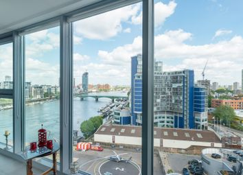 Thumbnail 1 bedroom flat to rent in Altura Tower, Bridges Wharf