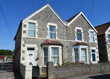 Thumbnail 3 bed semi-detached house to rent in Langford Road, Weston-Super-Mare