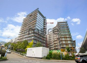 Thumbnail 3 bed flat for sale in Meridian House, Royal Wharf, Royal Docks