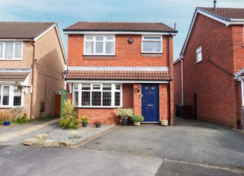 3 bed detached house for sale in Marquis Drive, Heald Green SK8