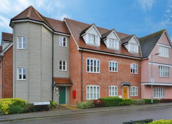Thumbnail 2 bed flat for sale in White Hart Way, Dunmow, Essex