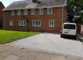 Thumbnail 1 bed flat to rent in Northwood Park Road, Wolverhampton, West Midlands