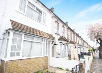 Thumbnail 3 bed terraced house for sale in Cranbourne Road, London