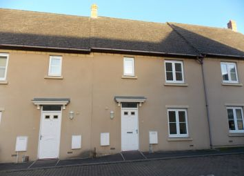 Thumbnail 2 bed terraced house to rent in Priory Mill Lane, Witney
