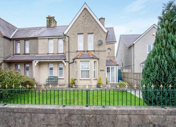 Thumbnail 3 bed semi-detached house for sale in Victoria Road, Penygroes, Caernarfon, Gwynedd