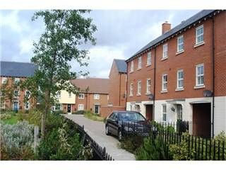 Thumbnail 4 bed town house to rent in Circus Square, Colchester