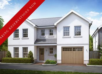 Thumbnail 3 bed detached house for sale in The Sophora, Mayhew Gardens, Plympton
