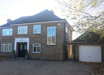 Thumbnail 5 bed property to rent in Church Green Road, Milton Keynes