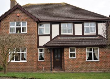 Thumbnail 4 bed detached house for sale in Shepherds Gate Drive, Maidstone