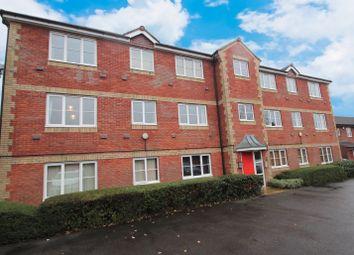 Thumbnail 2 bed flat for sale in Breadels Court, Breadels Field, Beggarwood, Basingstoke