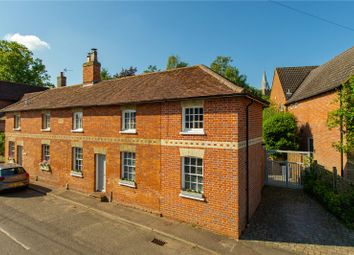 Thumbnail 3 bed semi-detached house for sale in High Street, Bourn, Cambridge, Cambridgeshire
