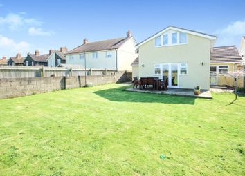 Thumbnail 3 bedroom detached bungalow for sale in Seaview, Caldicot