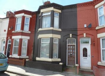 Thumbnail 3 bed terraced house for sale in Snaefell Avenue, Old Swan, Liverpool
