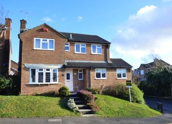 Thumbnail 4 bed detached house for sale in Canford Heath, Poole, Dorset