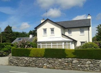 Thumbnail 3 bed detached house for sale in Rhyd-Y-Clafdy, Pwllheli, Gwynedd
