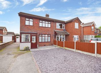 3 bed semi-detached house for sale in Moorland Close, Werrington, Stoke-On-Trent ST9