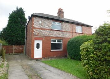 Thumbnail 2 bed semi-detached house to rent in Ruskin Grove, Bredbury, Stockport
