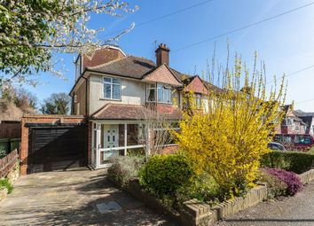 Thumbnail 4 bed semi-detached house for sale in Downside Road, South Sutton