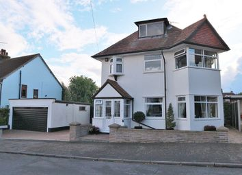 Thumbnail 4 bedroom detached house for sale in Fronks Avenue, Dovercourt, Harwich
