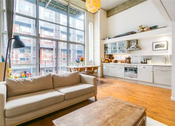 Thumbnail 2 bed property to rent in Kings Wharf, 301 Kingsland Road, London