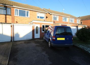 Thumbnail 3 bed semi-detached house for sale in Milner Close, Bulkington, Bedworth