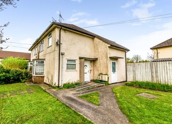 Thumbnail 1 bedroom maisonette for sale in Moredon Park, Swindon, Wiltshire