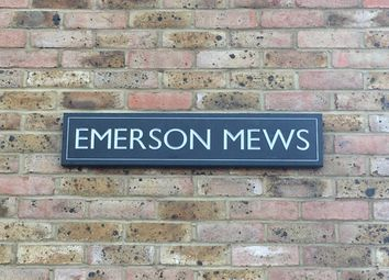 Thumbnail 1 bed flat for sale in 1 Emerson Mews, Montem Road, New Malden