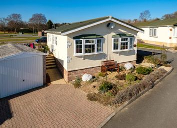 Thumbnail 2 bed mobile/park home for sale in 84 The Dell, Caerwnon Park, Builth Wells