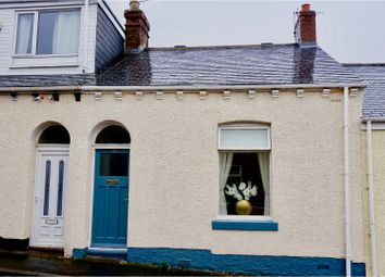 Thumbnail 1 bed terraced house for sale in James Street, Sunderland