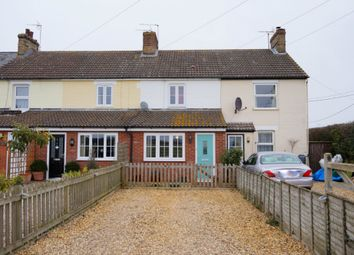 Thumbnail 2 bed terraced house for sale in Park Road, East End, East Bergholt, Suffolk