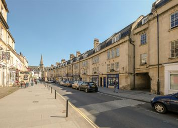 Thumbnail 2 bed flat to rent in Sussex Place, Bath