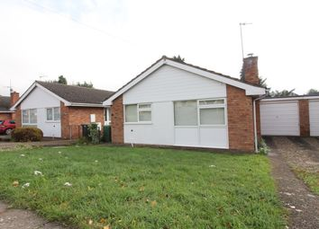 Thumbnail 2 bed bungalow for sale in Leabank Drive, Bevere, Worcester