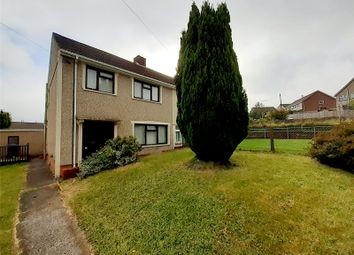 Thumbnail 3 bed semi-detached house for sale in Heol-Y-Twyn, Aberdare, Rhondda Cynon Taff
