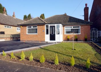 Thumbnail 3 bed detached bungalow for sale in Stephenson Close, Tamworth