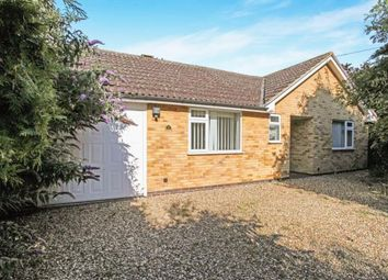 Thumbnail 4 bedroom bungalow for sale in Belper Close, Oadby, Leicester, Leicestershire