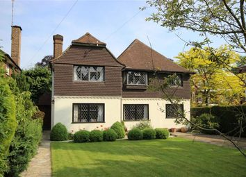 Thumbnail 4 bed detached house for sale in Kirkdale Road, Harpenden, Hertfordshire