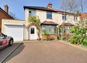Thumbnail 4 bed semi-detached house to rent in Cleveland Road, Uxbridge, Middlesex